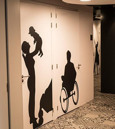 Faciliteiten van winkelcentrum makado beek meer dan overdekt winkelen - Toilet faciliteiten ...