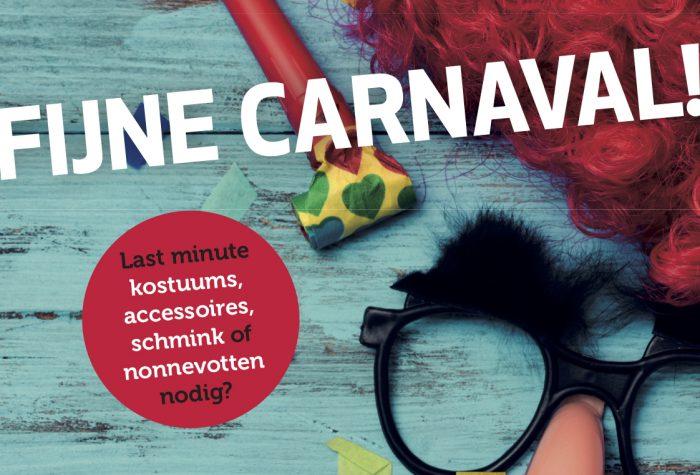 Fijne carnaval! van Makado Beek
